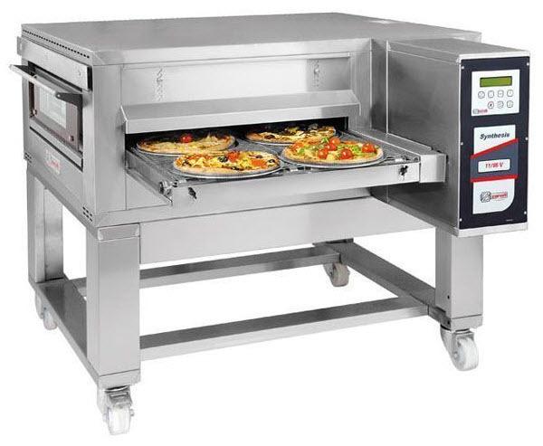 Pizzaofen Für Gasgrill : Zanolli elektrischer durchlauf pizzaofen synthesis 11 65 niko