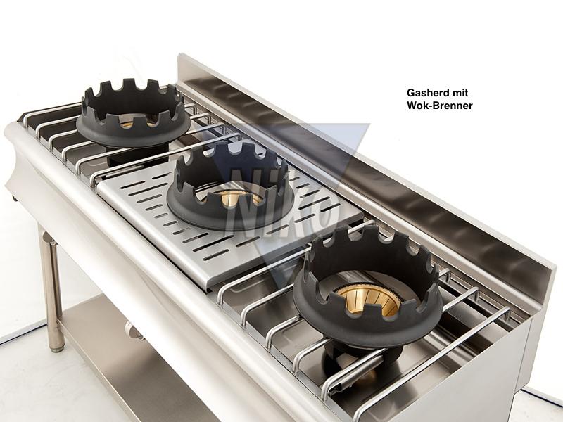 gasherd gas bzw elektrobackofen kgf 670 0 niko gro k chen. Black Bedroom Furniture Sets. Home Design Ideas