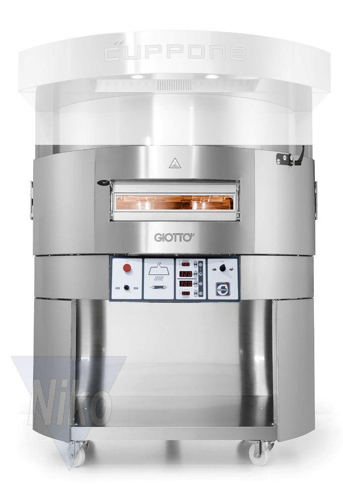 Giotto Cuppone Pizza Oven One Chamber Big Niko Grosskuchen