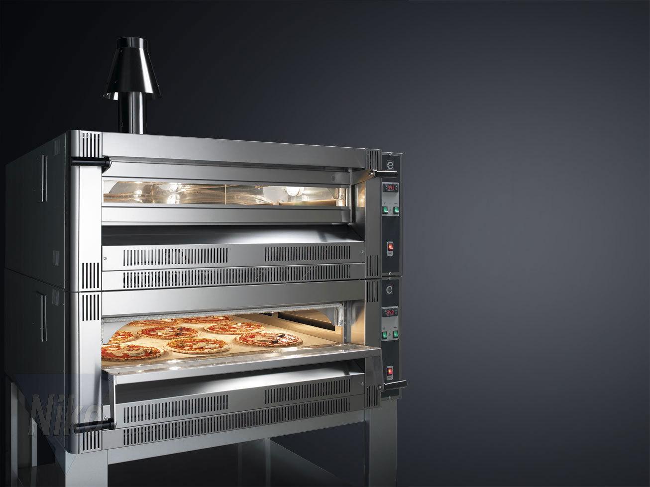 gas cuppone pizzaofen 933 einkammer niko gro k chen. Black Bedroom Furniture Sets. Home Design Ideas