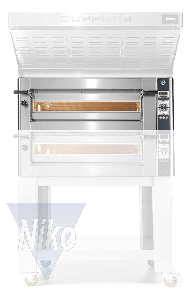 Donatello Cuppone Pizza Oven 635 D One Chamber Niko Grosskuchen