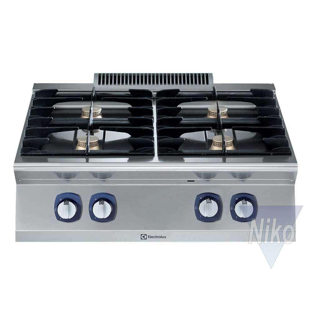 Electrolux Gasherd Tischgerät 4 Flammen 700XP