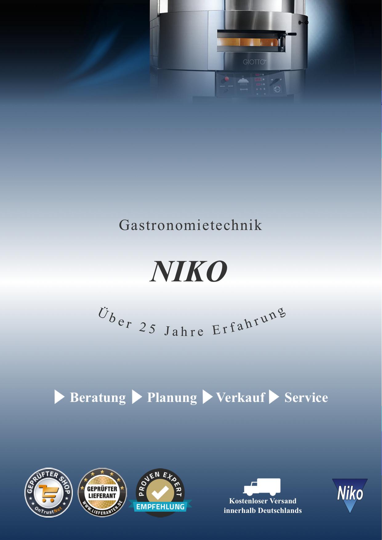 Downloads - Niko-Großküchen